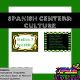 Spanish Centers: CULTURE