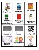 Spanish Center Labels