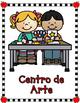 Spanish Center Signs:  Prekindergarten, Kindergarten, and