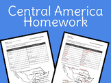 Spanish – Central American Capitals & Geography
