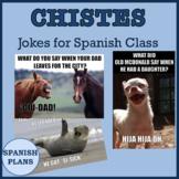 Spanish Chistes Jokes en Espanol