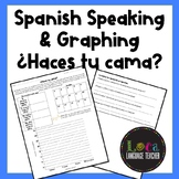 Spanish Chores Speaking and Graphing