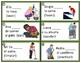 Spanish Chores Task Cards: 24 Tarjetas (Deberes / Quehaceres)