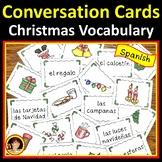 Spanish Christmas Activities   Spanish Christmas Conversation Cards