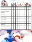 Spanish Christmas Activity Rudolph #2 of 2