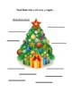 Spanish Christmas Activity Sheets (3)