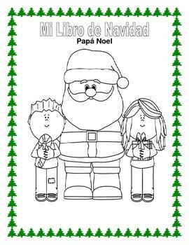 Spanish Christmas Book Updated