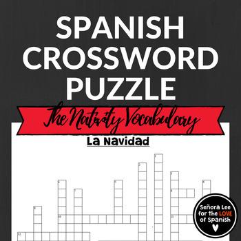 Spanish Christmas Bundle - Word Searches, Crosswords, Bingo & Elf!