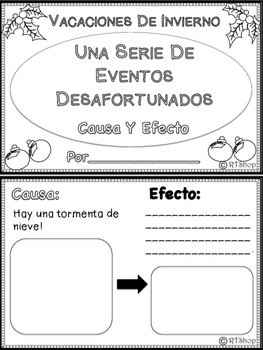 Spanish Christmas Is Here, Free Reading Activities!