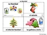 Spanish Christmas / La Navidad Booklets