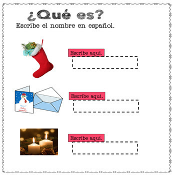 Spanish Christmas La Navidad Google Drive Activities and Culture Practice