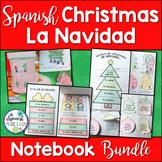 Spanish Christmas/La Navidad: Interactive Notebook Bundle