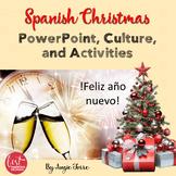 Spanish Christmas La Navidad PowerPoint, Culture, and Acti