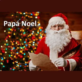 Spain Christmas Traditions.Spanish Christmas La Navidad Powerpoint Culture And Activities Bundle