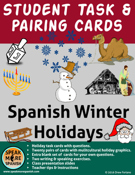 Spanish Christmas, Los Reyes Magos and Other Winter Holida