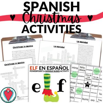 Spanish Christmas Mega Bundle