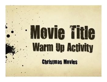 Spanish Christmas Movie Titles