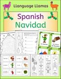 Spanish Christmas - Navidad - fun activities, worksheets,