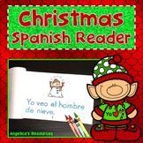 Spanish Christmas Activities: Mi Libro de Navidad - Spanish High Frequency Words