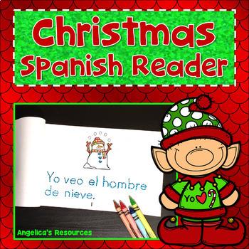 Spanish Christmas Reader (Navidad)