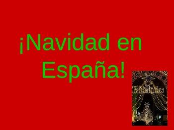 Spanish Christmas Season