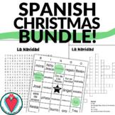 Spanish Christmas Activities - La Navidad BUNDLE