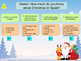 Spanish Christmas for beginners freebie