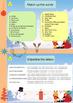 Spanish Christmas, Navidad booklet for beginners