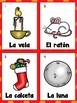 Spanish Christmas, fun activities, worksheets math and literacy/ La Navidad