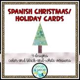 Spanish Christmas/ holiday cards