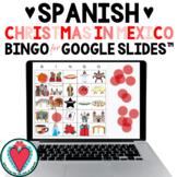 Spanish Christmas in Mexico - Spanish Bingo Games for Goog