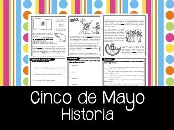 Cinco de Mayo. Historia en Español