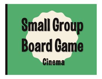 Spanish Cinema Board Game