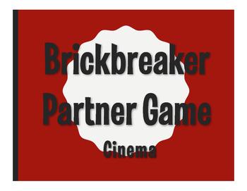 Spanish Cinema Brickbreaker Game