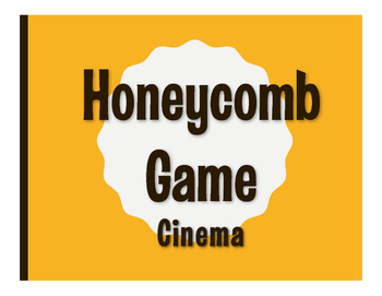Spanish Cinema Honeycomb