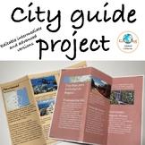 Spanish City Guide Brochure / Folleto Ciudad