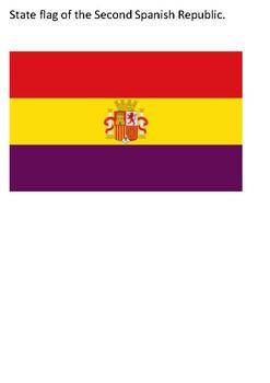 Spanish Civil War Word Search