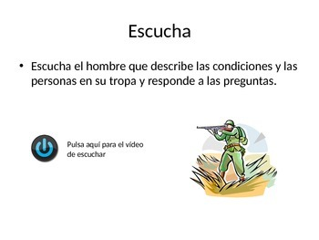 Spanish Civil War topic - preview slides