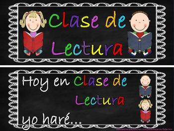 Spanish Class Decor