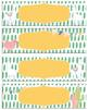 Spanish Class Decor Bundle - Llama & Cactus Theme