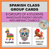 Spanish Class Group Cards Spanish Culture