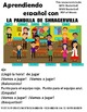 Spanish Class Hack to 90% TL and Improved Classroom Management:  Basketball