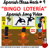 009 Spanish Class Hack to 90% TL_Improved Classroom Management:  Bingo Lotería