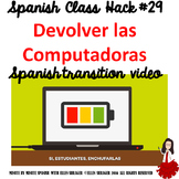029 Spanish Class Hack to 90% TL and Improved Classroom Management: Devolver