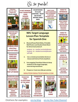 040 Spanish Class Hack to 90% TL_Improved Classroom Management: Give Directions