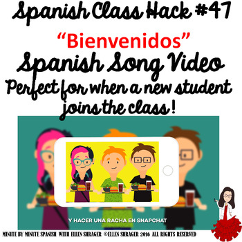 Spanish Class Hack to 90% TL and Improved Classroom Management:New Student