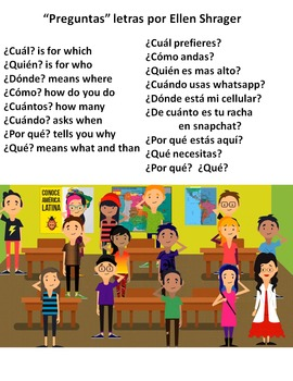 046 Spanish Class Hack to 90% TL and Improved Classroom Management:Preguntas