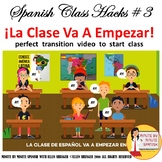 003 Spanish Class Routine 90% TL _ Improved Classroom Managment Start of Class