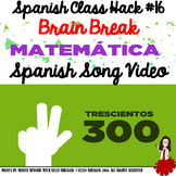 016 Spanish Class Hacks: Math Music Video Improves Spanish Class Management