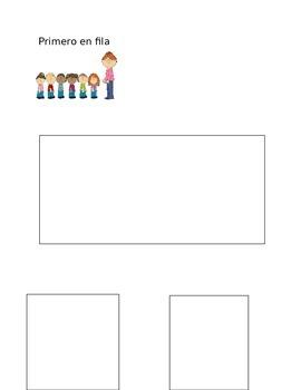 Spanish Class Job Titles (small printables)
